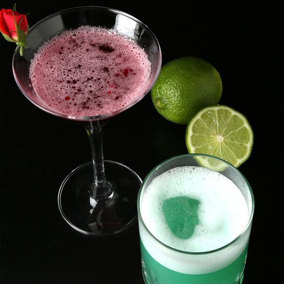 DENの自慢カクテル ~ WINE & BEER base + Liqueur base